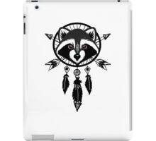 Raccoon Catcher iPad Case/Skin