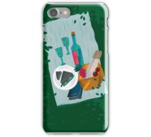 Picnic 04 iPhone Case/Skin