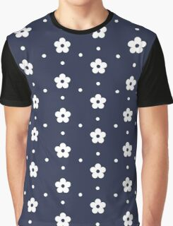 Little Flowers Graphic T-Shirt