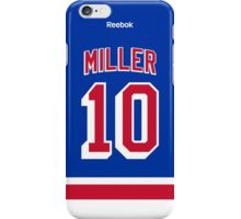 New York Rangers J. T. Miller Jersey Back Phone Case iPhone Case/Skin