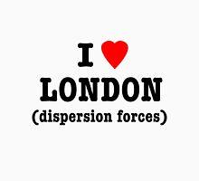 I Love London (Dispersion Forces) Classic T-Shirt