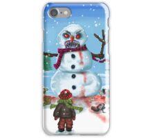 Little Timothys LAST Snowman iPhone Case/Skin