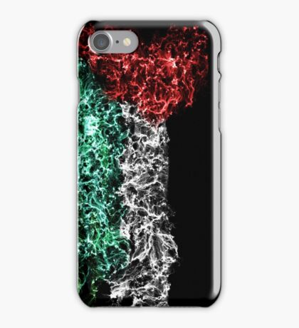 Galaxy of Palestine iPhone Case/Skin
