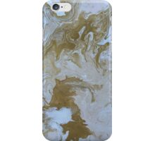 Marble Gold and Pink Modern Design iPhone Case/Skin