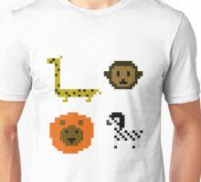 Animal Set Unisex T-Shirt