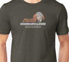 Dick Lewis 1 Unisex T-Shirt