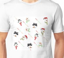 Christmas Xmas Design Unisex T-Shirt