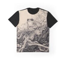 Queen Hieronymus - Lines Graphic T-Shirt