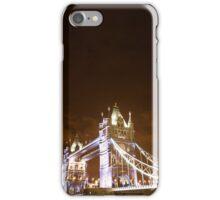 tower bridge view  iPhone Case/Skin