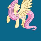 Fluttershy The Model by Stephanie Jayne Whitcomb