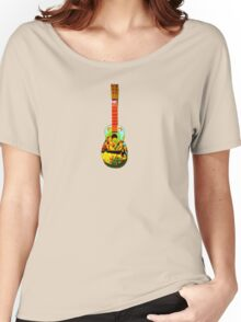 Toy guitar Women's Relaxed Fit T-Shirt
