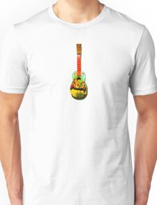 Toy guitar Unisex T-Shirt