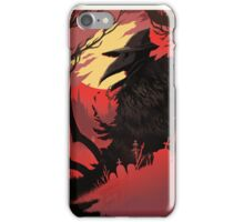 EILEEN THE CROW  iPhone Case/Skin