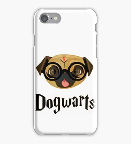 Dogwarts iPhone Case/Skin
