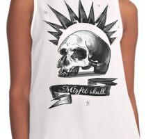 misfit skull Contrast Tank