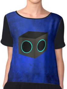 Doctor Who: The Pandorica Opens Chiffon Top