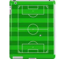 Football Soccer Pitch iPad Case/Skin