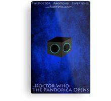 Doctor Who: The Pandorica Opens Metal Print