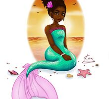 Mermaid by Shakira Rivers