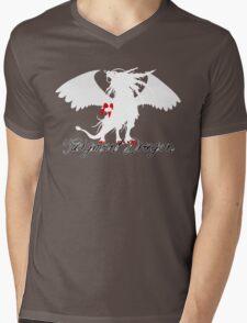 Judgment Dragon - Yu-Gi-Oh! Mens V-Neck T-Shirt