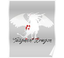 Judgment Dragon - Yu-Gi-Oh! Poster