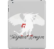 Judgment Dragon - Yu-Gi-Oh! iPad Case/Skin