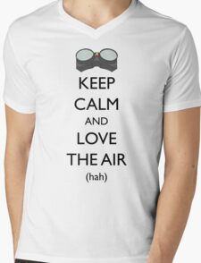 Love your hair WAIT NO Mens V-Neck T-Shirt