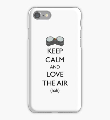 Love your hair WAIT NO iPhone Case/Skin