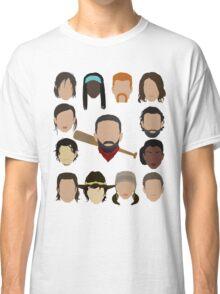 Who did Negan kill? Classic T-Shirt