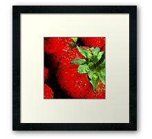 berryclose Framed Print