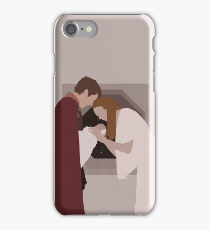 Doctor Who - Family Reunion (Minimalist) iPhone Case/Skin