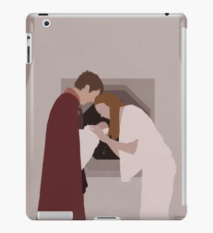 Doctor Who - Family Reunion (Minimalist) iPad Case/Skin