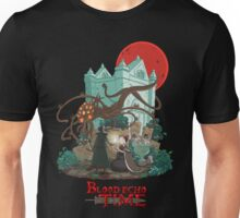 Blood Echo Time Unisex T-Shirt