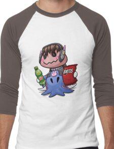 Mimikyu D.Va Men's Baseball ¾ T-Shirt