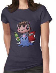 Mimikyu D.Va Womens Fitted T-Shirt