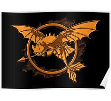 Dragon Games Poster