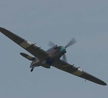 Hawker Hurricane by wjohnd