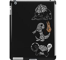 Kanto Starters - Pokemon iPad Case/Skin