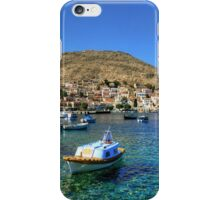 The Sheltered Bay iPhone Case/Skin