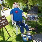 Muston Scarecrow Festival by Sue Gurney