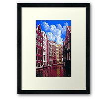 waterhouses Framed Print