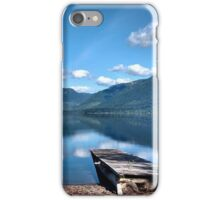 Summers in British Columbia iPhone Case/Skin