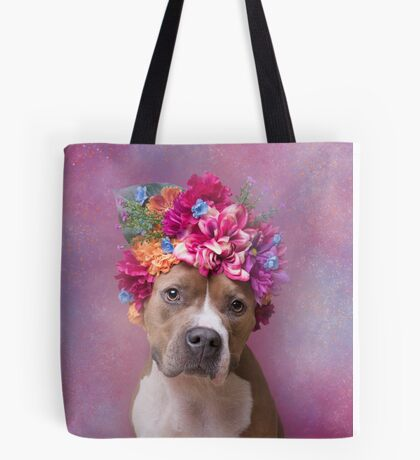 Flower Power, Alize Tote Bag