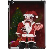 Zombie Santa iPad Case/Skin