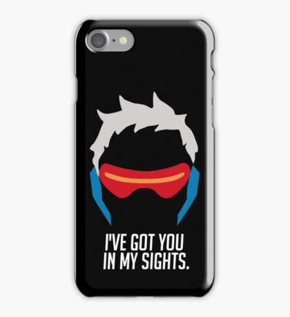 Ive got you in my sights iPhone Case/Skin