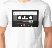 Cassette for Philophobia. (Black) Unisex T-Shirt