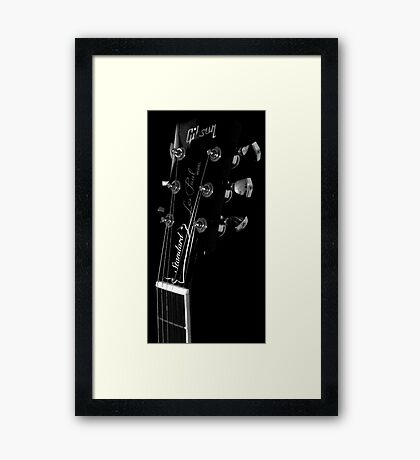 les is more Framed Print