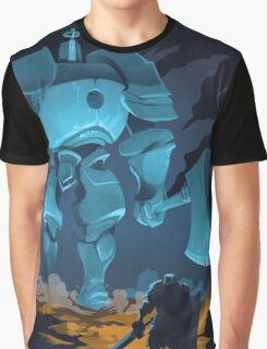 BLACK IRON TARKUS Graphic T-Shirt