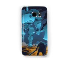BLACK IRON TARKUS Samsung Galaxy Case/Skin