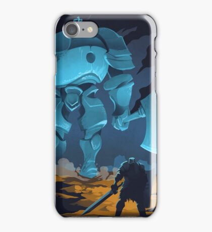 BLACK IRON TARKUS iPhone Case/Skin